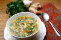 Chicken soup for the soul: Nicky Riemer makes broth to ward of the lurgies.