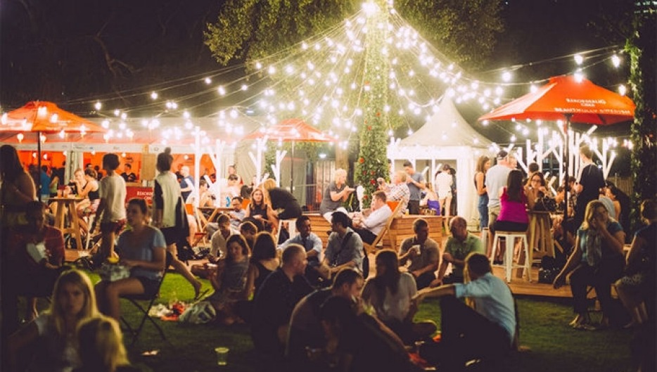 South Bank is a hub of lights and noodles and delicious times once again.
