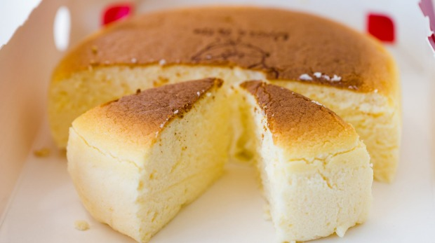The cheesecake has been made in Japan since 1985.