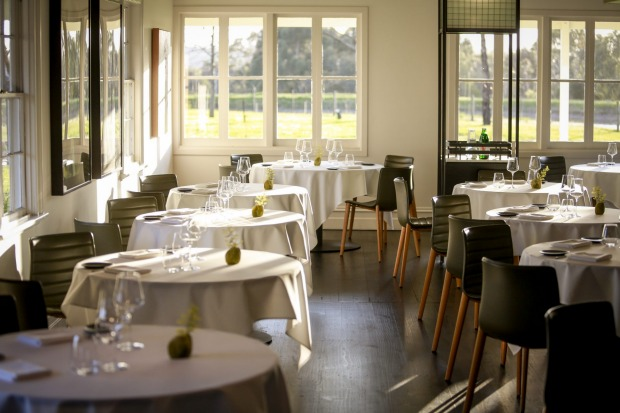Out of town: Brae in Birregurra. The restaurant now boasts onsite accommodation.