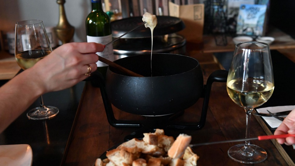 Fondue at Shifty Chevre