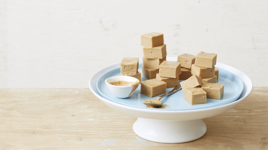 Satiate cravings with this supercharged peanut butter fudge.