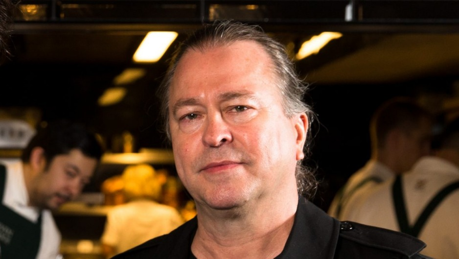 Neil Perry is busy making plans for his restaurant empire.