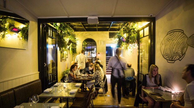 The narrow Paddington terrace has been cleverly tweaked by Luchetti Krelle.