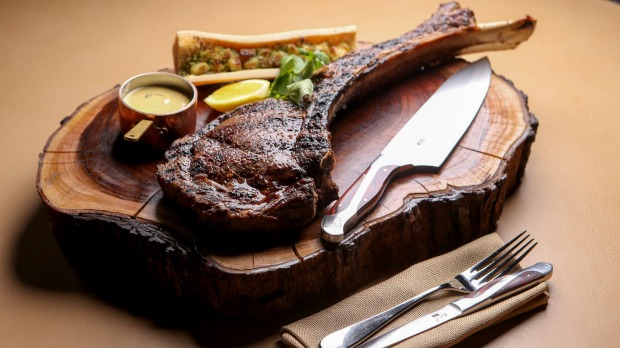 Foot-long tomahawk steaks, no longer a pipe dream for Berwick