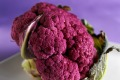 Eat your purples! Purple cauliflower.