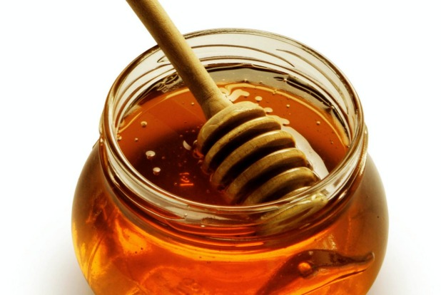 Honey makes a good substitute sweetener.