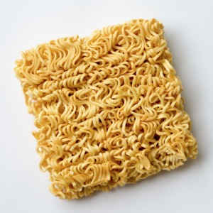 Instant noodles are an ultra-processed food.