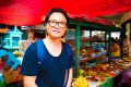 Street food: Chef Luke Nguyen can't go past a soft bao.