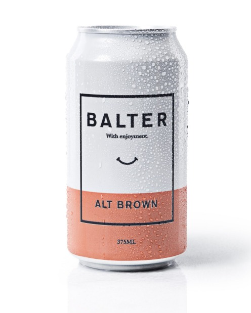 Balter Brewing Company, Alt Brown, 5.2% ABV