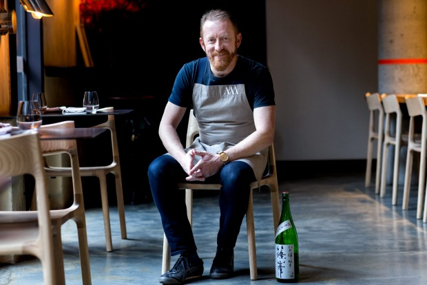 Sommelier of the Year is Tim Watkins of Automata.