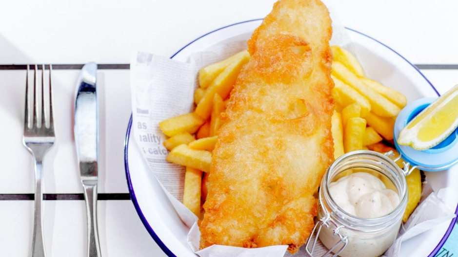 The fish and chippery's name is causing quite the fuss in Canada.