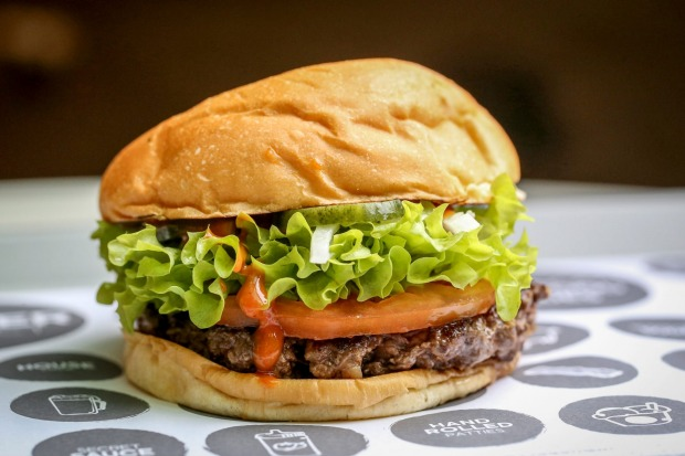 Neil Perry opened his Burger Project flagship store in  <a ...