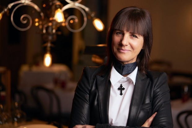 Citi Service Excellence Award: Caterina Borsato, who works the room at her eponymous CBD basement restaurant, Caterina's ...