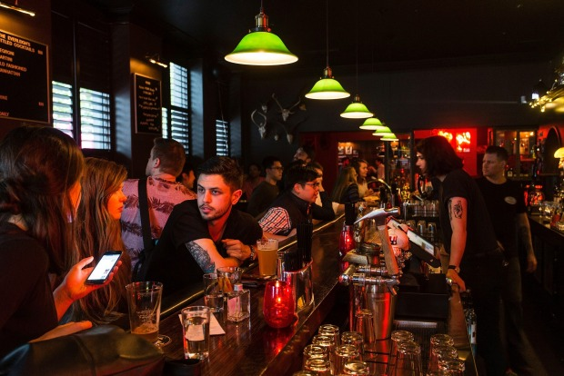 Bar of the Year: Heartbreaker (the American-style dive bar from the Everleigh team).