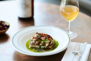 Marion Wine Bar delivers the modern restaurant wine bar hybrid experience with style.