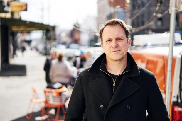 Food for Good: Adam Robinson, founder of StreetSmart Australia, whose gold coin dining programs CafeSmart and DineSmart ...