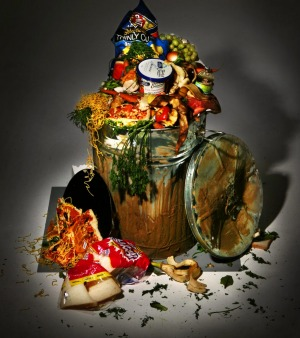Food waste is a bigger problem for the environment than most people realise.