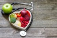 The DASH diet can reduce the risk of coronary heart disease.