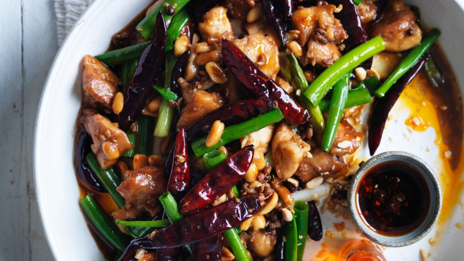 Kung Pao Chicken Recipe Recipe Good Food