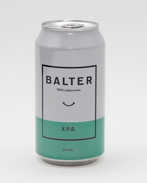 Balter Brewing Company XPA is an American-style pale ale.