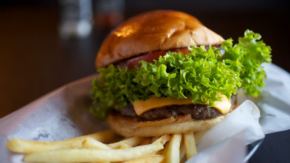 Mary's burgers are popping up at Fancy Free, in the former 8-Bit burger site.