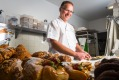 Peddling Pastry owner-chef Chris Edwards.
