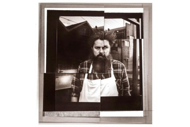 Julian Kingma's portrait of Aaron Turner, the award-winning chef behind Igni restaurant, won the 2016 Shoot the Chef ...