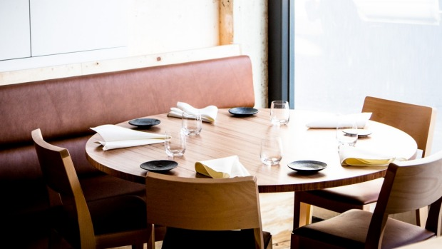eat out: young gun chef's worldly cuisine