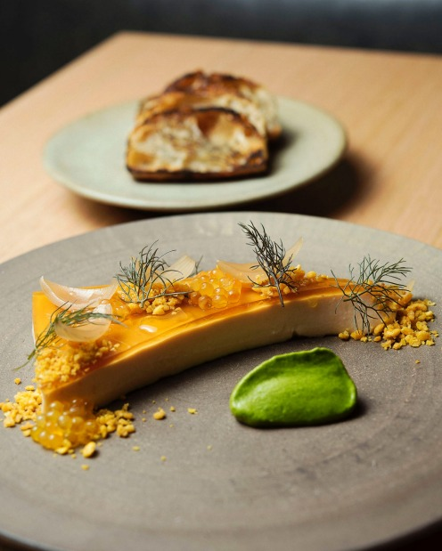 The talent behind Bentley turned Yellow vegetarian this year - they also opened an acclaimed seafood restaurant called ...