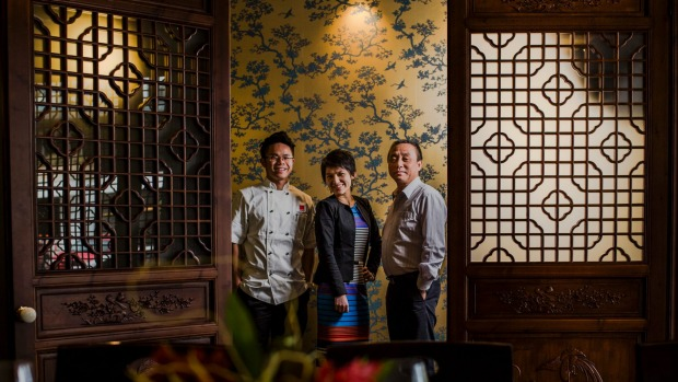Wild Duck owners Will Liang, Irean Tan, and Jack Zhong.