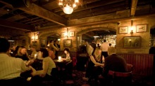 Sydney's Baxter Inn slipped out of the top 10.