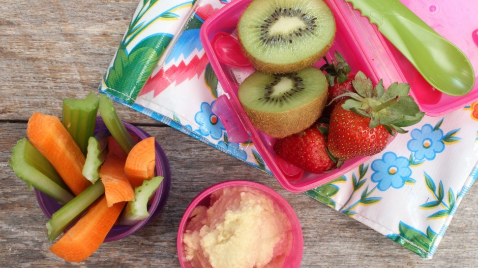 What do chefs put in their kids' lunchbox?