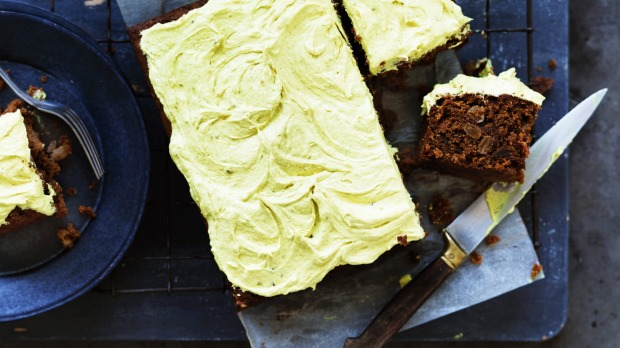 Good Cake Icing Recipes: Carrot Cake Recipe: Ginger Nut Carrot Cake With Spiced