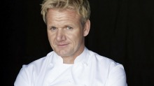 Despite spending years as a consultant for Singapore Airlines, Gordon Ramsay now says he'd never eat on a plane.