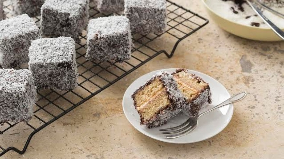 These gluten-free lamingtons ensure that no one misses out on these delicious little treats.