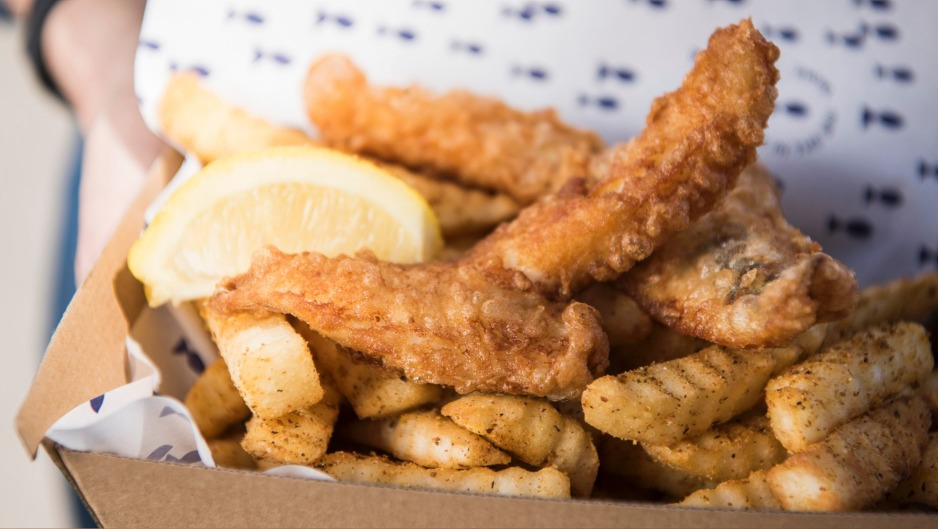 If you're listening to Amy Shark, best you tuck into some fish n' chips then. Here, the fish and chips at Paper Fish in ...