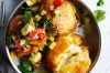 Adam Liaw's Mexican-inspired squashed potatoes with avocado salsa <a ...