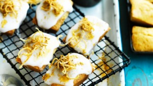 Rachel Khoo's financiers mean business.