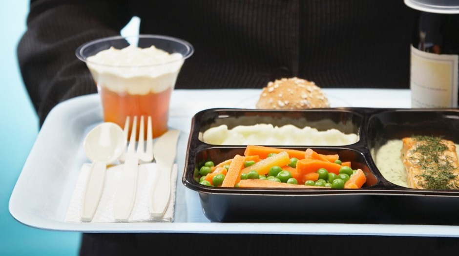 Airlines are investing a lot of energy to make food and drink taste better at high altitude.