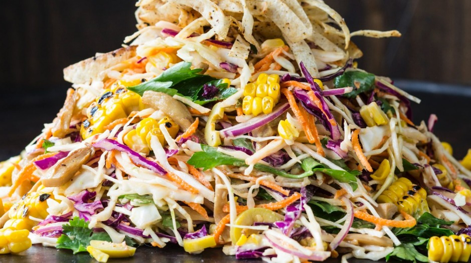 Vegan recipes brazilian slaw and quinoa salad recipe from smith vegan recipes brazilian slaw and quinoa salad recipe from smith daughters forumfinder Image collections