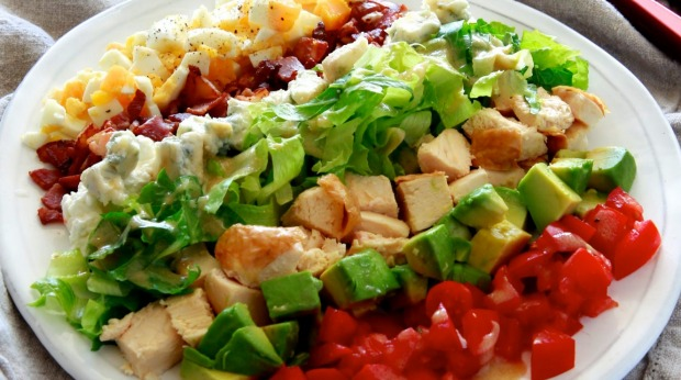Cobb Salad is a dish favoured by Hollywood stars.
