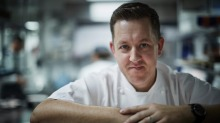 Ashley Palmer-Watts: 'The Fat Duck changed the way we looked at food.'