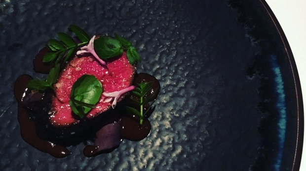 The work of Paris chef Adeline Grattard from Yam'Tcha.