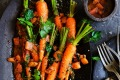 Neil Perry's Moroccan carrot salad.