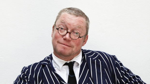 Fergus Henderson, author of Nose to Tail Eating.