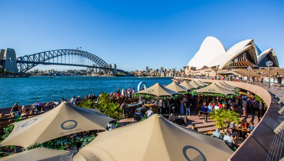 Sydney Opera House Is Launching Its First Food Tour