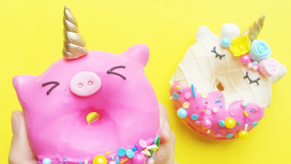 """Unicorn"" is now a food trend."
