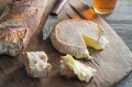 Nick Haddow tackles the big question: what do you drink with cheese?
