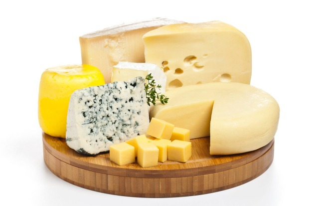 Cheese and butter are a must.
